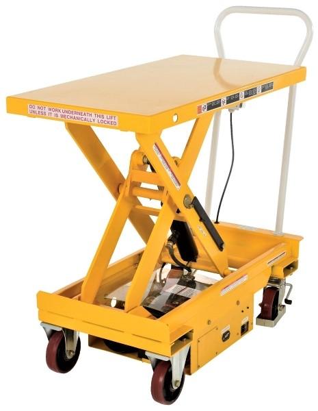 Electric Scissor Lift Cart