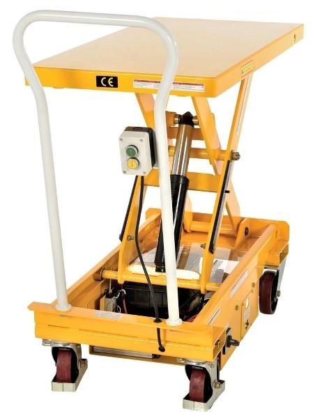 DC Powered Lift Cart