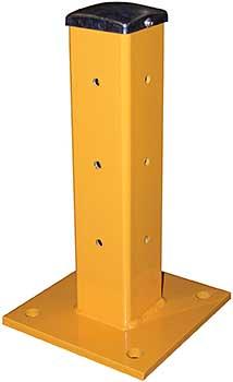 Vestil GR-F2R-BO Rigid Post