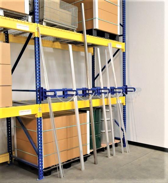 Vestil Vertical Bar Storage Rack