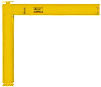 All Lift Pillar Jib Crane