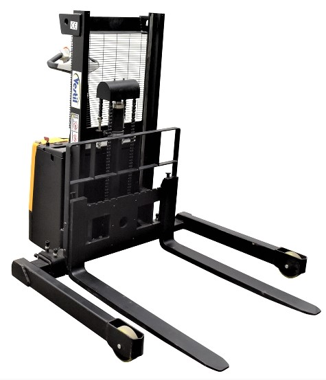 Vestil S3-43-AA Electric Pallet Stacker