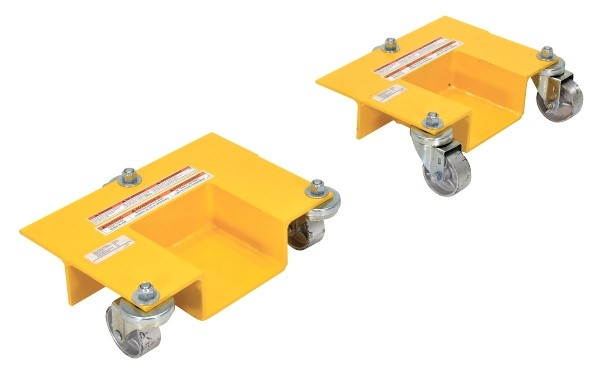 Vestil PRRJ-DOL Pallet Rack Dollies