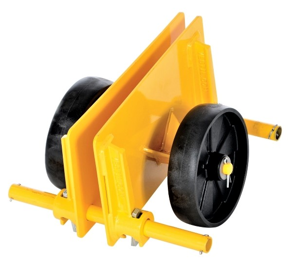 PLDL-ADJ-8GFN Adjustable Dollies - Glass filled wheels