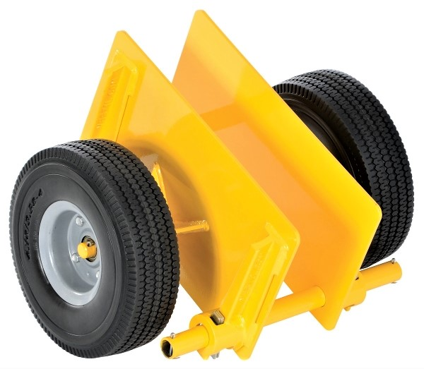 PLDL-ADJ-10FF Adjustable Dollies - Foam-filled wheels