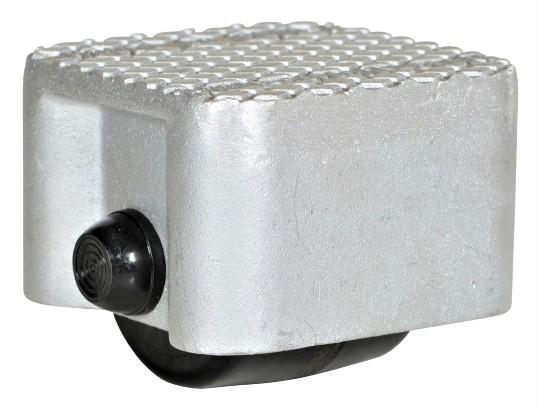 Single Roller Cast Aluminum Dolly