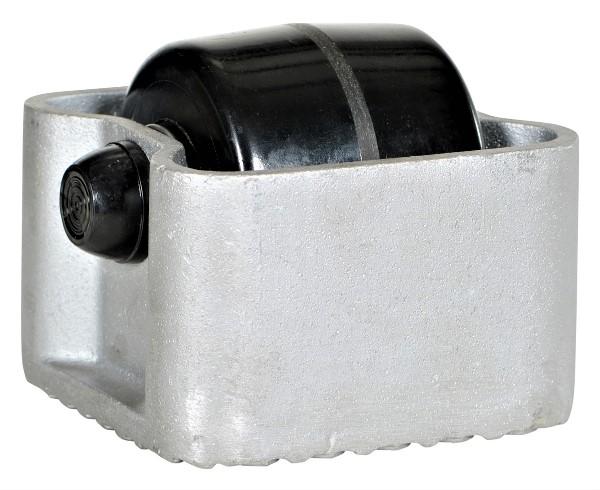 Cast Aluminum Dolly - 1 roller