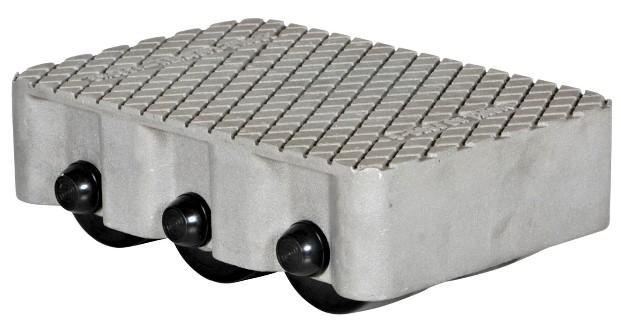 Vestil VPRDO-6T Cast Aluminum Dolly