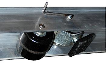 Vestil DOL-FL-LK Optional Floor Lock