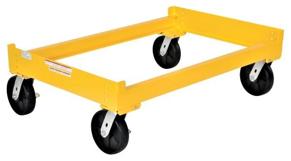Optional Drum Rack Cart for 2-Drum Rack