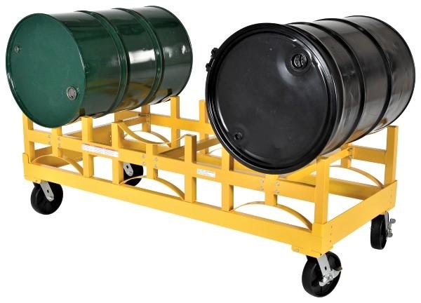 Optional Drum Rack Cart for 3-Drum Rack