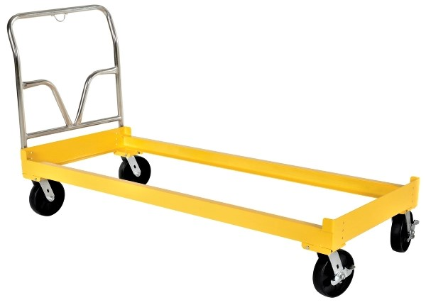 Optional Cart for Drum Rack with Removable Handle