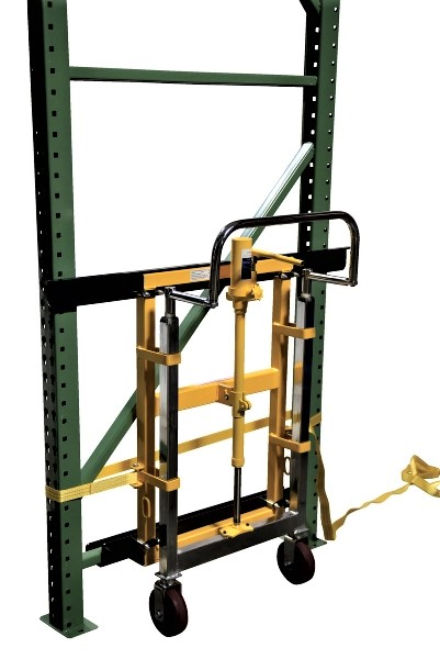 Pallet Rack Lifting Jack