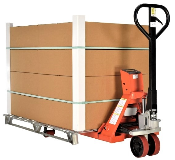 Pallet Jack with Scale NTEP Approved