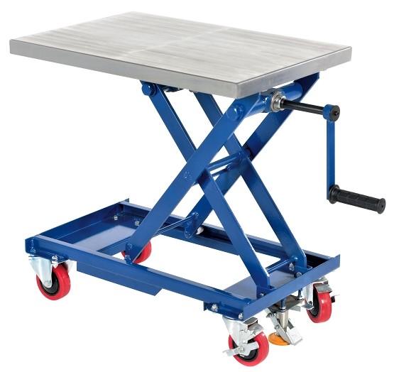 Vestil CART-330-M Mechanical Scissor Cart