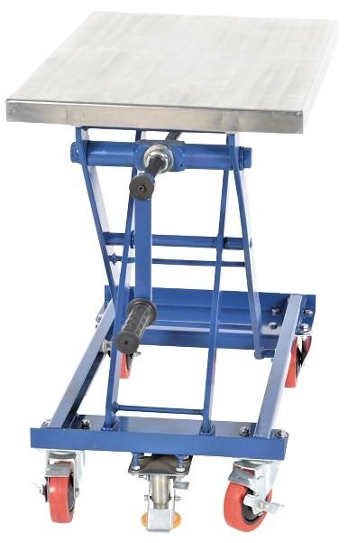 Mechanical Scissor Cart