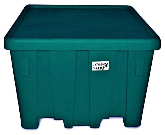 MHBC Bulk Container - Jade Green
