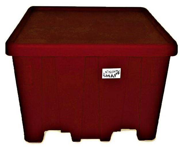 MHBC Bulk Container - Red