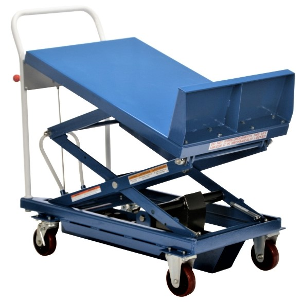 Vestil CART-600-LT Lift and Tilt Cart