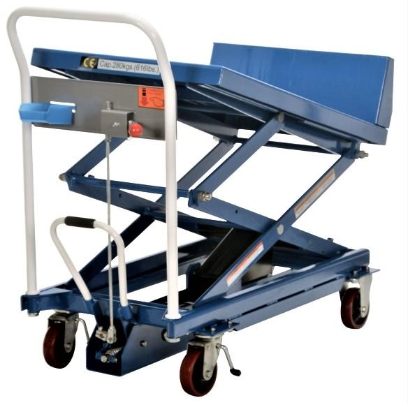 Vestil Lift and Tilt Cart