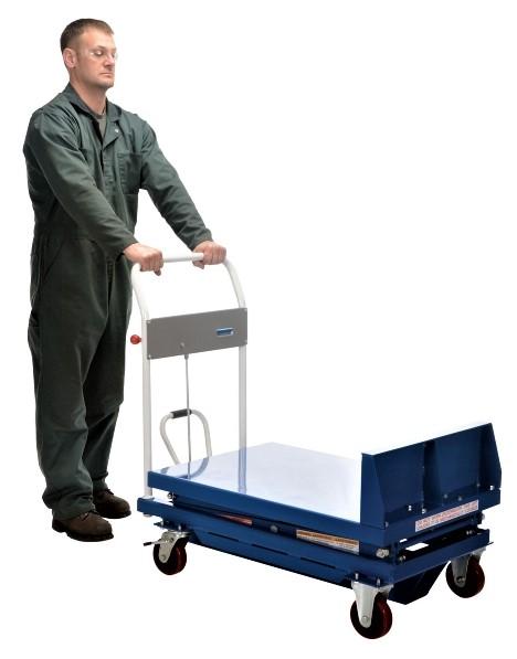CART-600-LT Industrial Cart