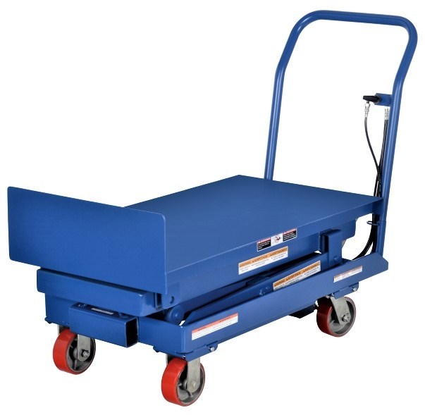 Industrial Lift and Tilt Cart