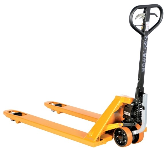 Power-Assisted Pallet Truck