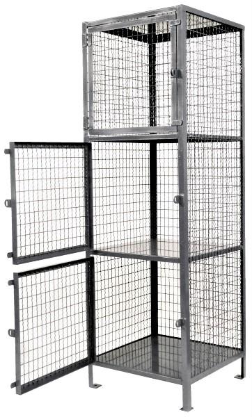 Vestil JVSL-3030 Storage Lockers