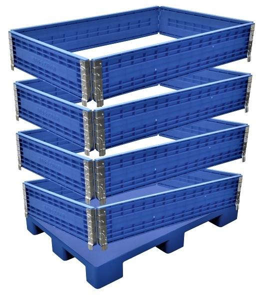 Vestil MULTI-C Storage Container