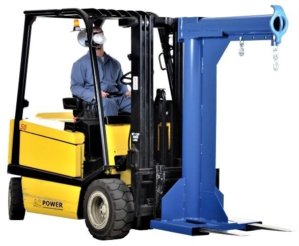 High Rise Forklift Boom