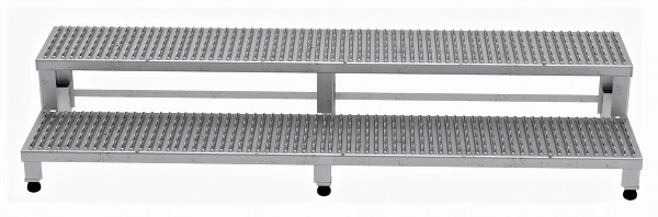 Vestil ASP-72-SS Stainless Steel Step Stand