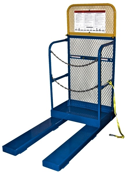 Vestil SP-175 Forklift Stockpicker Work Platform