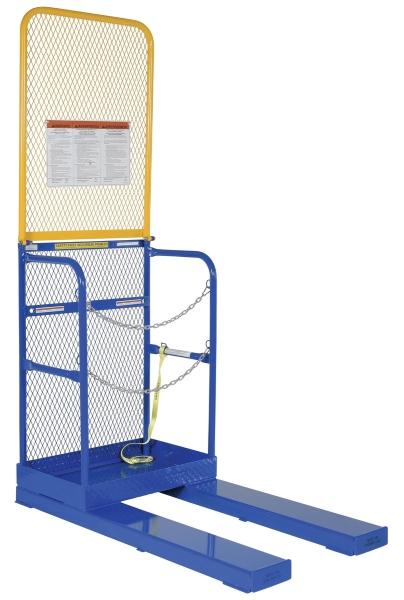 Vestil SP-175-84B Forklift Stockpicker Work Platform