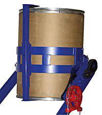 Vestil FDA-800 Plastic/Fiber Drum Adapter
