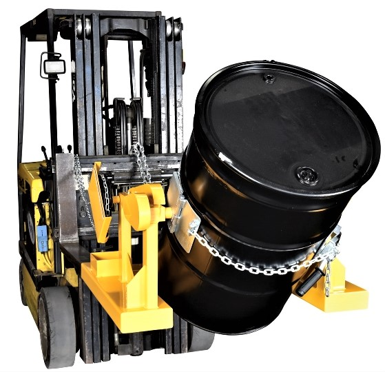 Vestil DCR-205-8 Forklift Drum Dumper