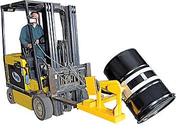 Vestil DCR-205-20 Forklift Drum Dumper