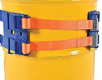 Vestil FDRS Dual Rachet Strap