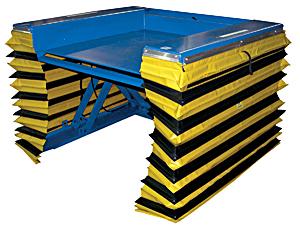 Vestil Ehltg Ground Lift Tables For Sale
