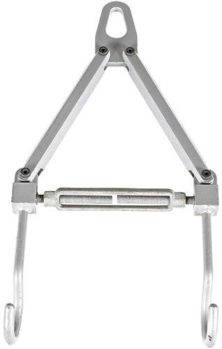 Vestil LMEC-DH Double Hook Lifter