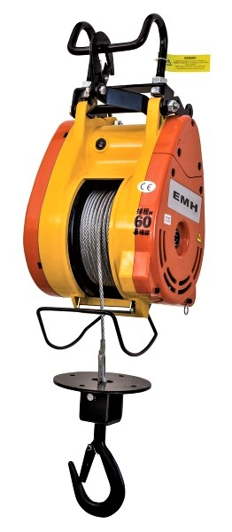 Vestil EMH-10 Electric Mini Cable Hoist