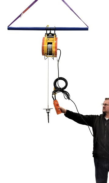 Vestil EMH-3 Mini Cable Hoists