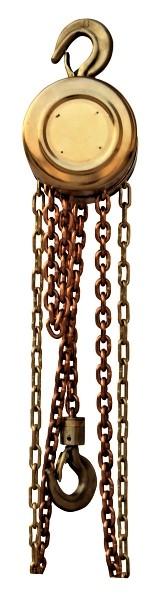 Vestil HCH-NS-1-10 Non-Sparking Chain Hoist