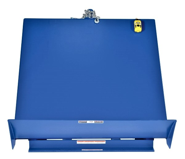 Vestil EHTT Hinged Tilt Table