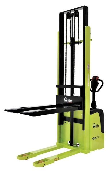 Pramac PMC-S-FF-137 Fixed Forks Pallet Stacker