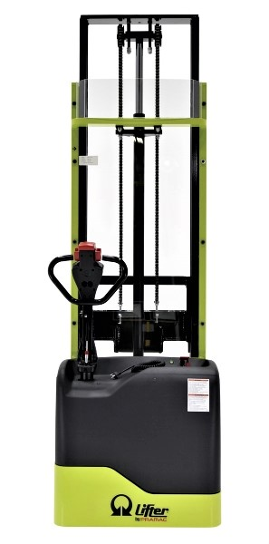 PMC-S-FF-137 Powered Drive and Lift Pallet Stacker