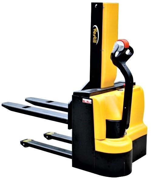 Vestil SNM3-43-FF-21 Electric Pallet Stacker