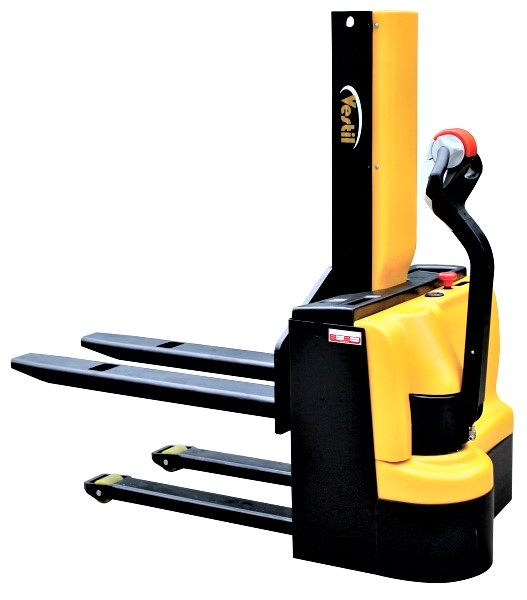 Vestil SNM3-43-FF-27 Electric Pallet Stacker