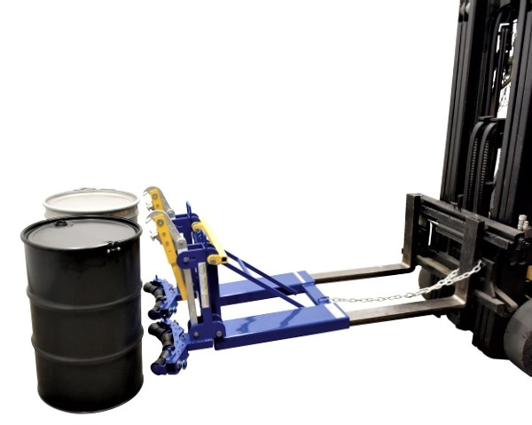Vestil FMDL-2-LDS-R3 Automatic Eagle Beak Drum Handler