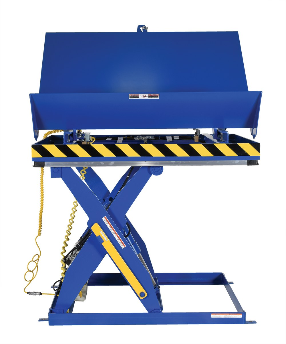 Vestil EHLTTS-3654-4-48 Lift and Tilt Table
