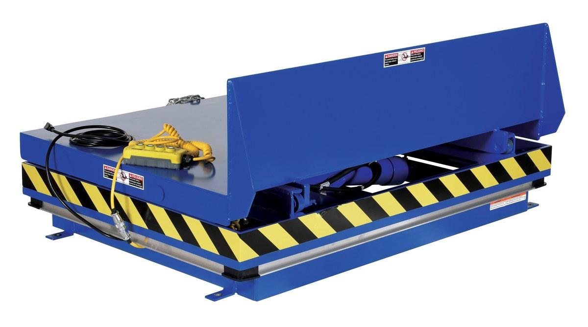 Vestil EHLTTS-3654-2-48 Lift and Tilt Table